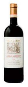 Villa Cerna Chianti Classico 2010, Docg Bottle