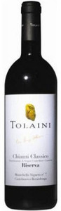 Tolaini Chianti Classico Riserva 2010 Bottle