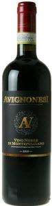 Avignonesi Vino Nobile Di Montepulciano 2008, Docg Bottle