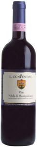 Il Conventino Vino Nobile Di Montepulciano 2010 Bottle