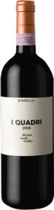 "Bindella ""I Quadri"" Vino Nobile Di Montepulciano 2010, Vino Nobile Di Montepulciano Bottle"