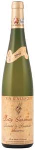 Rolly Gassmann Rotleibel De Rorschwihr Auxerrois 2007, Ac Alsace Bottle