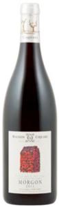 Coquard Ceps Dans Le Schiste Rouge Morgon 2011, Ac Bottle