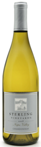 Sterling Napa Valley Chardonnay 2010, Napa Valley Bottle