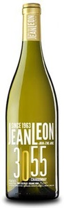 Jean Leon 3055 Chardonnay 2012, Do Penedès Bottle