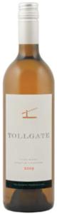 Tollgate Fumé Blanc 2009, VQA Niagara Peninsula Bottle