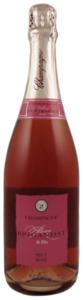 Pierre Brigandat & Fils Brut Rosé Champagne Bottle