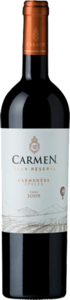 Carmen Gran Reserva Carmenère 2011, El Peñasco Vineyard, Apalta, Colchagua Valley Bottle