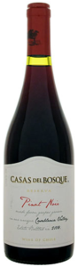 Casas Del Bosque Reserva Pinot Noir 2011, Casablanca Valley Bottle