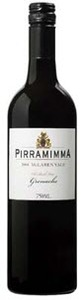 Pirramimma Old Bush Vine Grenache 2010, Mclaren Vale, South Australia Bottle