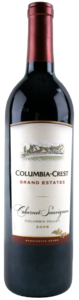 Columbia Crest Grand Estates Cabernet Sauvignon 2009, Columbia Valley Bottle