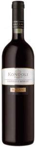 Marani Kondoli Vineyards Saperavi 2009, Kakheti Region Bottle