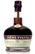 Crème Yvette Bottle