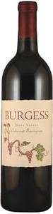 Burgess Cabernet Sauvignon 2005, Estate Vineyards, Napa Valley Bottle