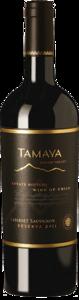 Tamaya Reserva Cabernet Sauvignon 2011, Limari Valley Bottle