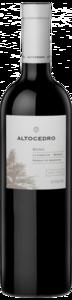 Altocedro Año Cero Malbec 2011, La Consulta, Mendoza Bottle