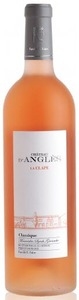 Château D'angles La Clape Rosé 2012, Ac, Non Filtered Bottle
