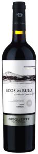 Bisquertt Ecos De Rulo Carmenère 2009, Colchagua Valley Bottle
