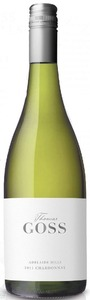 Thomas Goss Chardonnay 2011, Adelaide Hills, South Australia Bottle