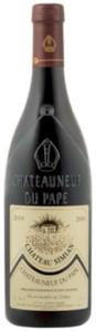 Château Simian Châteauneuf Du Pape 2010, Ac Bottle