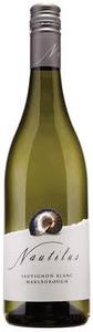 Nautilus Sauvignon Blanc 2012 Bottle