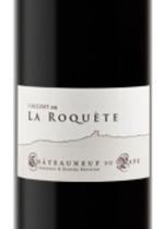 La Roquète L'accent De La Roquète 2009, Ac Châteauneuf Du Pape Bottle
