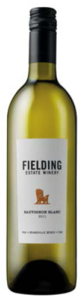 Fielding Estate Sauvignon Blanc 2012, VQA Beamsville Bench, Niagara Peninsula Bottle