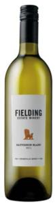 Fielding Estate Sauvignon Blanc 2012, VQA Beamsville Bench, Niagara Peninsula Bottle