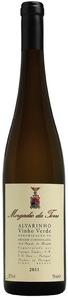 Morgadio Da Torre Alvarinho Vinho Verde 2012, Doc Vinho Verde, Monção E Melgaço Bottle
