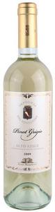 Santa Margherita Impronta Del Fondatore Pinot Grigio 2012 Bottle