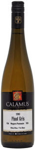 Calamus Pinot Gris 2012, VQA Vinemount Ridge, Niagara Peninsula Bottle