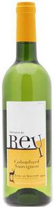 Domaine Du Rey Colombard Sauvignon 2011, Cotes Du Gascogne Bottle
