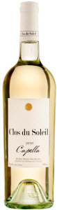 Clos Du Soleil Capella 2010, BC VQA Similkameen Valley Bottle