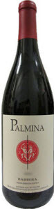 Palmina Santa Barbara County Barbera 2010, Santa Barbara, California Bottle