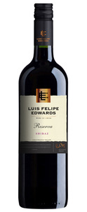 Luis Felipe Edwards Shiraz Cabernet Reserva 2011 Bottle