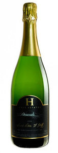 Huff Estate Cuvée Peter F. Huff 2007, Traditional Method, VQA Prince Edward County, Ontario Bottle