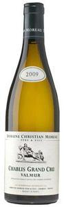 Domaine Christian Moreau Chablis Grand Cru Valmur 2011, Chablis Bottle