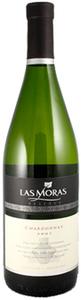 Las Moras Reserve Chardonnay 2012, San Juan Bottle