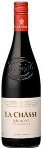La Chasse Merlot 2011, Vin De Pays D'oc Bottle