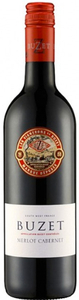 Buzet Red Badge Merlot Cabernet 2010, South West France Bottle