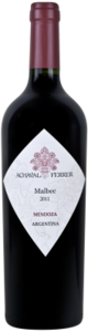 Achaval Ferrer Malbec 2010, Mendoza Bottle