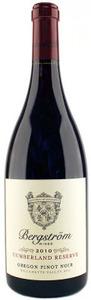 Bergstrom Willamette Cumberland Reserve Pinot Noir 2011 Bottle