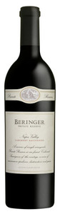 Beringer Private Reserve Cabernet Sauvignon 2007, Napa Valley Bottle
