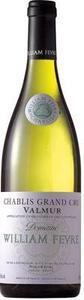 Domaine William Fevre Chablis Grand Cru Valmur 2010 Bottle