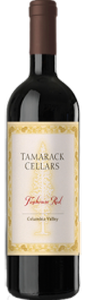 Firehouse Red   Tamarack Columbia Valley 2010 Bottle