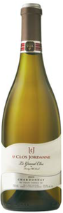 Le Clos Jordanne Le Grand Clos Chardonnay 2010, VQA Niagara Peninsula, Twenty Mile Bench Bottle
