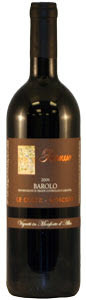 Parusso Le Coste Mosconi Barolo 2004 Bottle