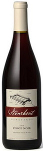 Stoneboat Pinot Noir 2008, BC VQA Okanagan Valley Bottle
