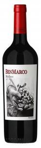 Benmarco Malbec 2010, Mendoza Bottle