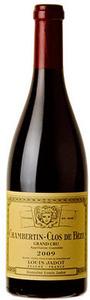 Chambertin Clos De Beze   Domaine Louis Jadot 2009 Bottle